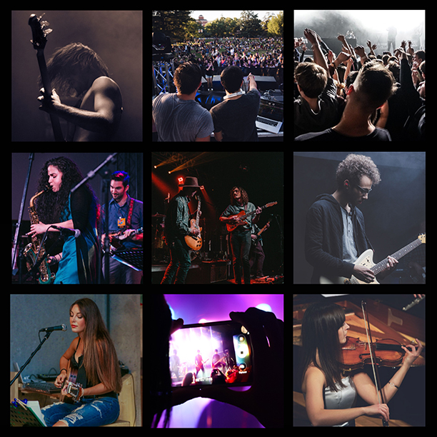 Live music 612x612