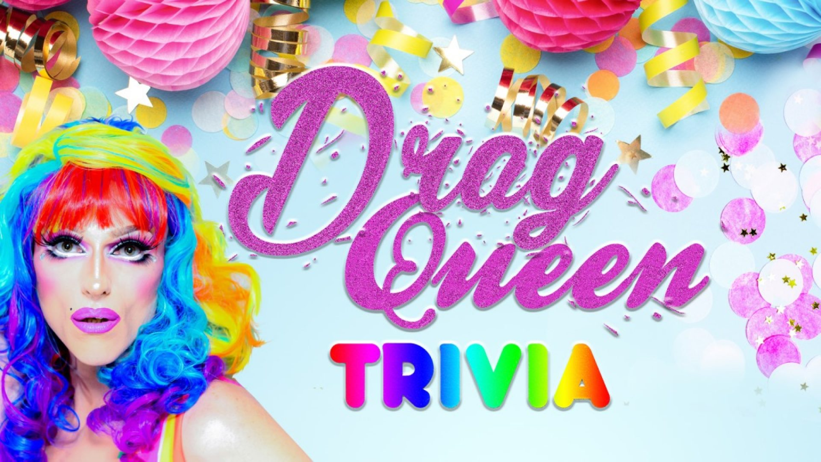 Live Shows: Drag Queen Trivia - Nov 15 - Caboolture Sports Club