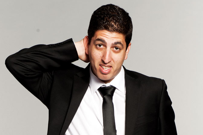 Live Shows:  Anthony Salame - Nov 16 - Sit Down Comedy Club