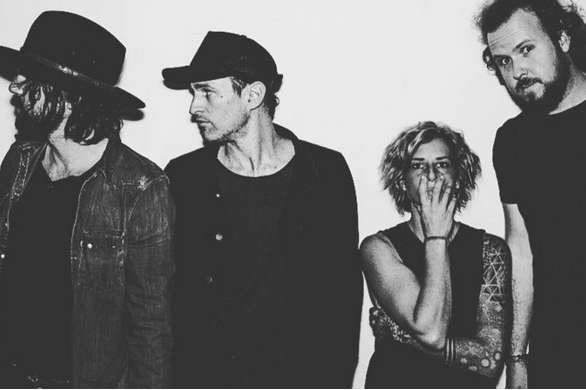 Live Shows: Tijuana Cartel - Nov 16 - The Verrierdale Hall