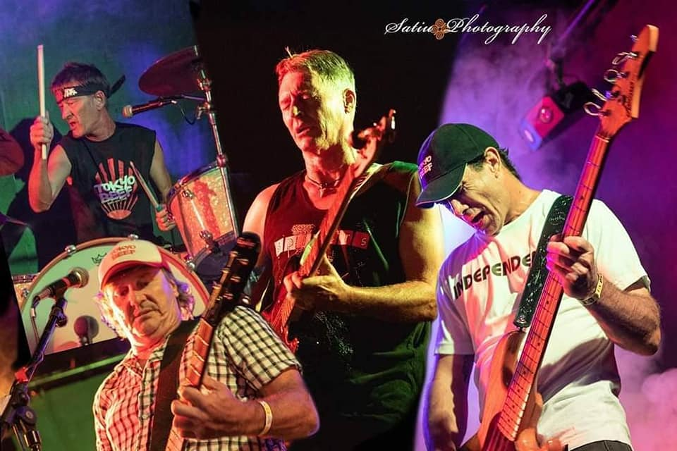 Live Shows: Tokyo Beef - Nov 16 - Helensvale Options Tavern