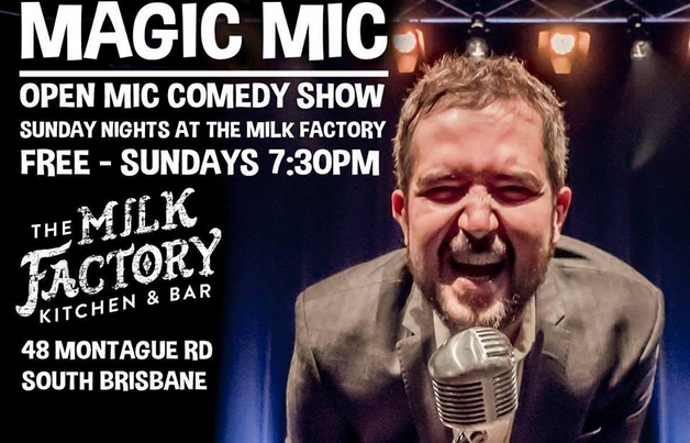 Live Shows: Magic Mic - Nov 17 - The Milk Factory