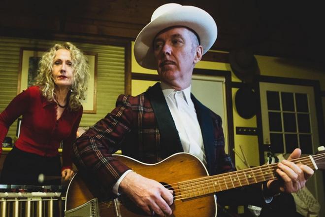 Live Shows: Dave Graney - Nov 22 - Dust Temple