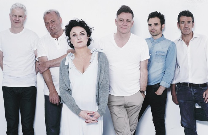 Live Shows: Deacon Blue - Nov 23 - The Triffid