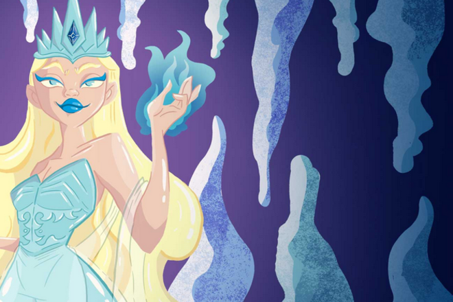 Live Shows: The Snow Queen - Nov 24 - Brisbane Arts Theatre
