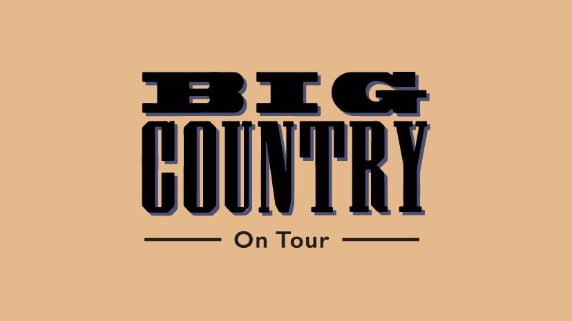 Live Shows: Big Country - Oct 02 - The Zoo