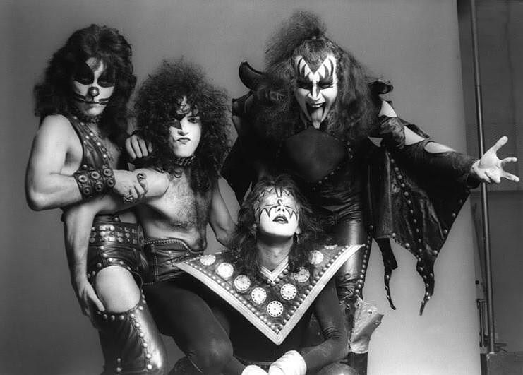 Live Shows: Kiss - Nov 28 - Brisbane Entertainment Centre