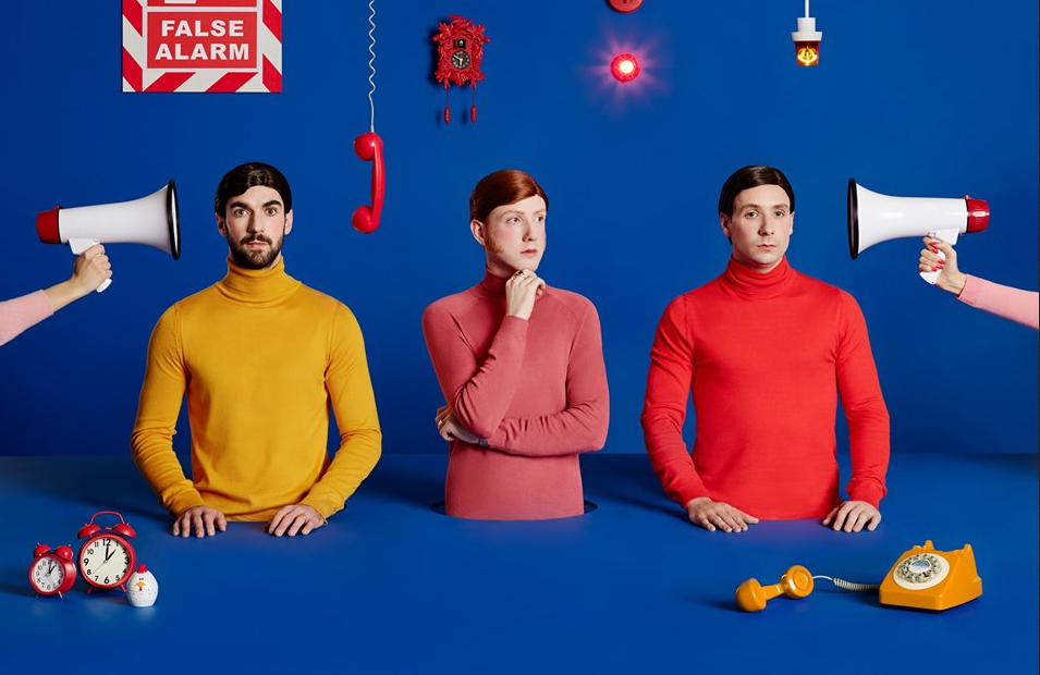 Live Shows: Two Door Cinema Club - Nov 29 -
