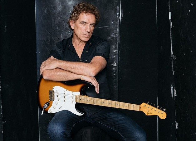 Live Shows: Ian Moss - Nov 29 - The Tivoli