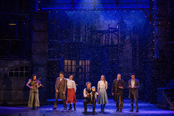 Live Shows: A Christmas Carol - Nov 29 - QPAC