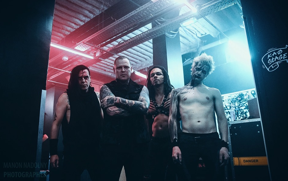 Live Shows: Combichrist - Oct 03 at The Brightside Brisbane
