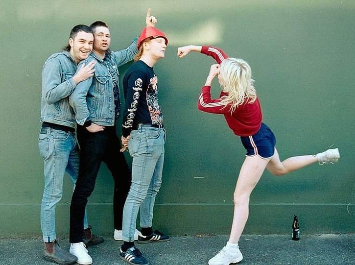 Live Shows: Amyl and The Sniffers - Oct 05 at The Zoo