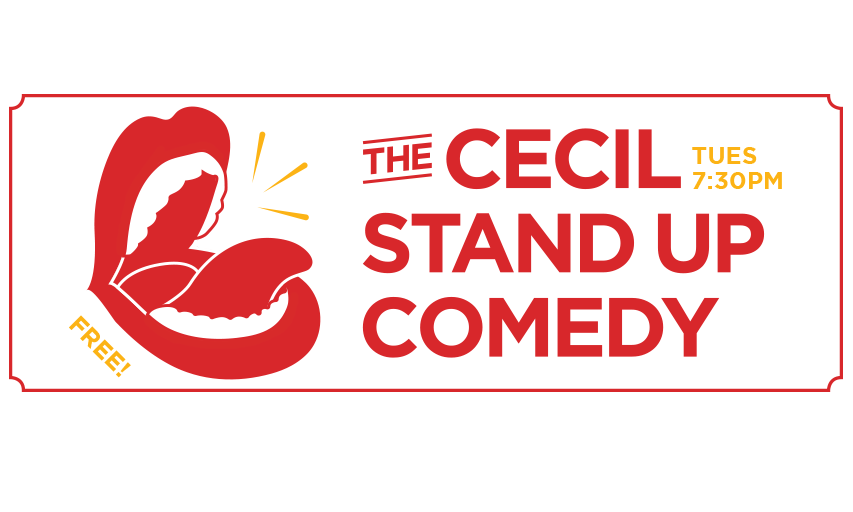 Live Shows: Tuesday Night Comedy With Based Comedy - Dec 10 - Cecil Hotel
