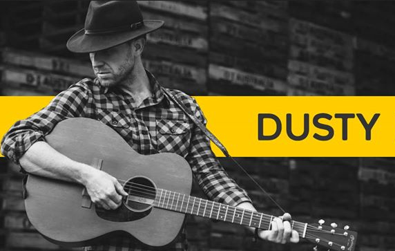 Live Shows: Dusty Miles - Dec 11 - The Junk Bar