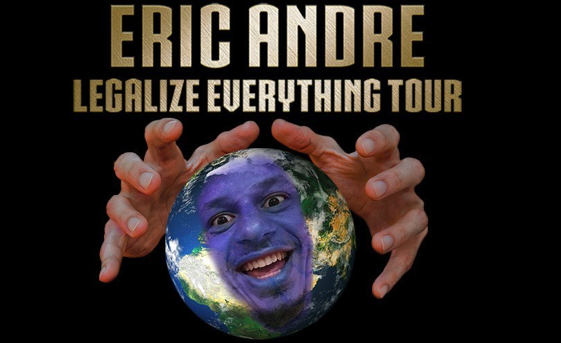 Live Shows: Eric Andre - Dec 11 - The Tivoli Theatre