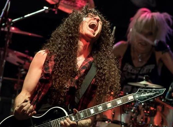 Live Shows: Marty Friedman - Dec 12 - Crowbar