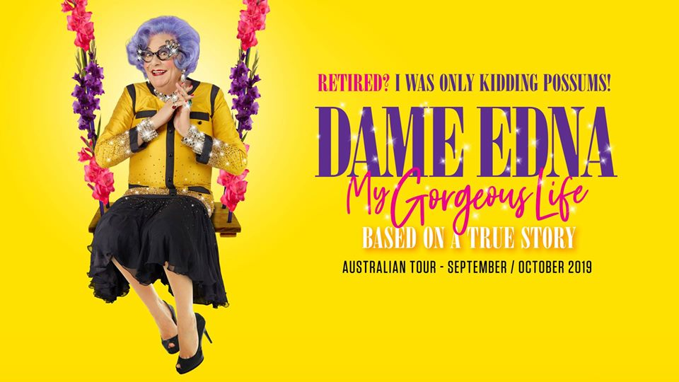 Live Shows: Dame Edna - Oct 01 - Concert Hall - QPAC