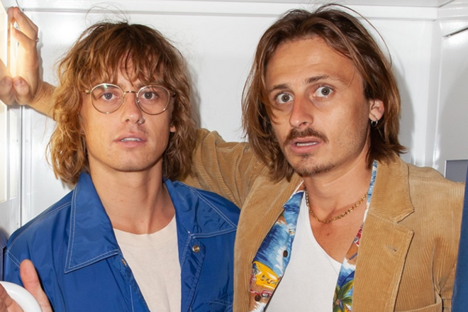 Live Shows: Lime Cordiale - Dec 12 - KINGSCLIFF BEACH TAVERN
