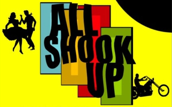 Live Shows: All Shook Up - Dec 13 - The Spotlight Theatrical Company