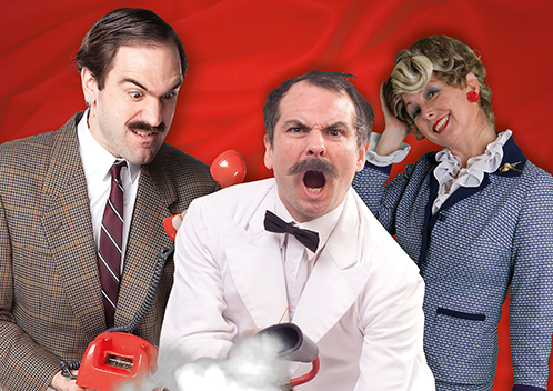 Live Shows: Faulty Towers The Dining Experience - Dec 13 - The Brisbane Golf