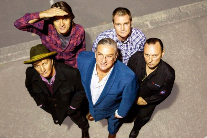 Live Shows: Mental As Anything - Dec 15 - The Wallaby Hotel