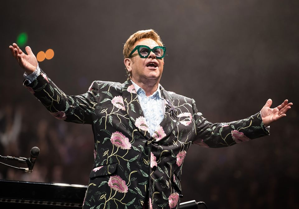 Live Shows: Elton John - Dec 18 - Brisbane Entertainment Centre