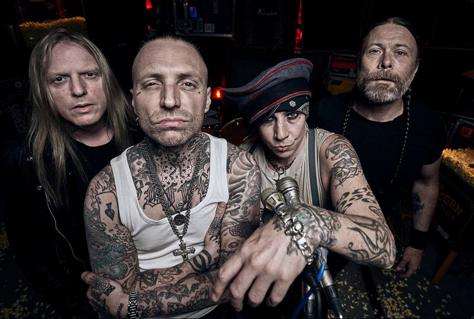 Live Shows: Backyard Babies - Oct 06 at Woolly Mammoth