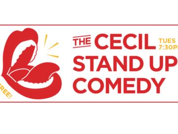 Live Shows:  Based Comedy - Dec 24 - Cecil Hotel