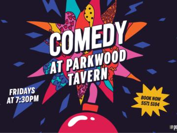 Live Shows: Based Comedy - Dec 27 - Parkwood Tavern