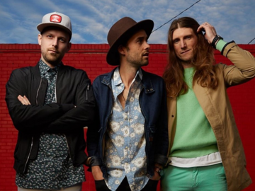 Live Shows: The East Pointers - Dec 27 - Woodford Folk Festival 2019