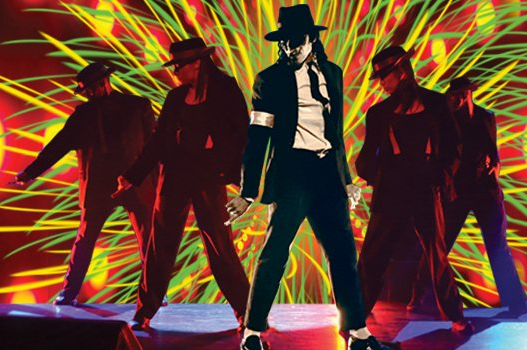 Live Shows: Michael Jackson HIStory Show - Dec 28 - The Star