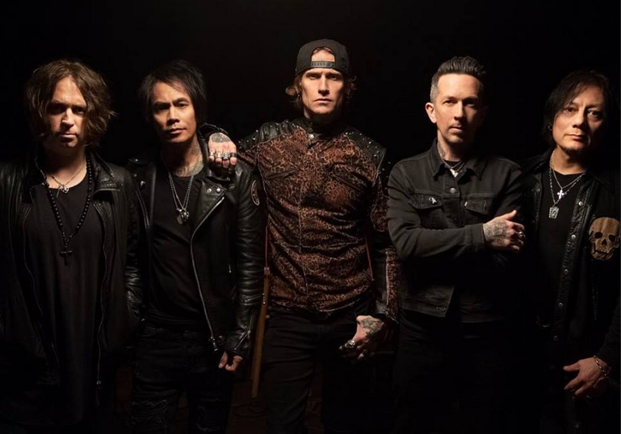 Live Shows: Buckcherry - Oct 12 at The Zoo