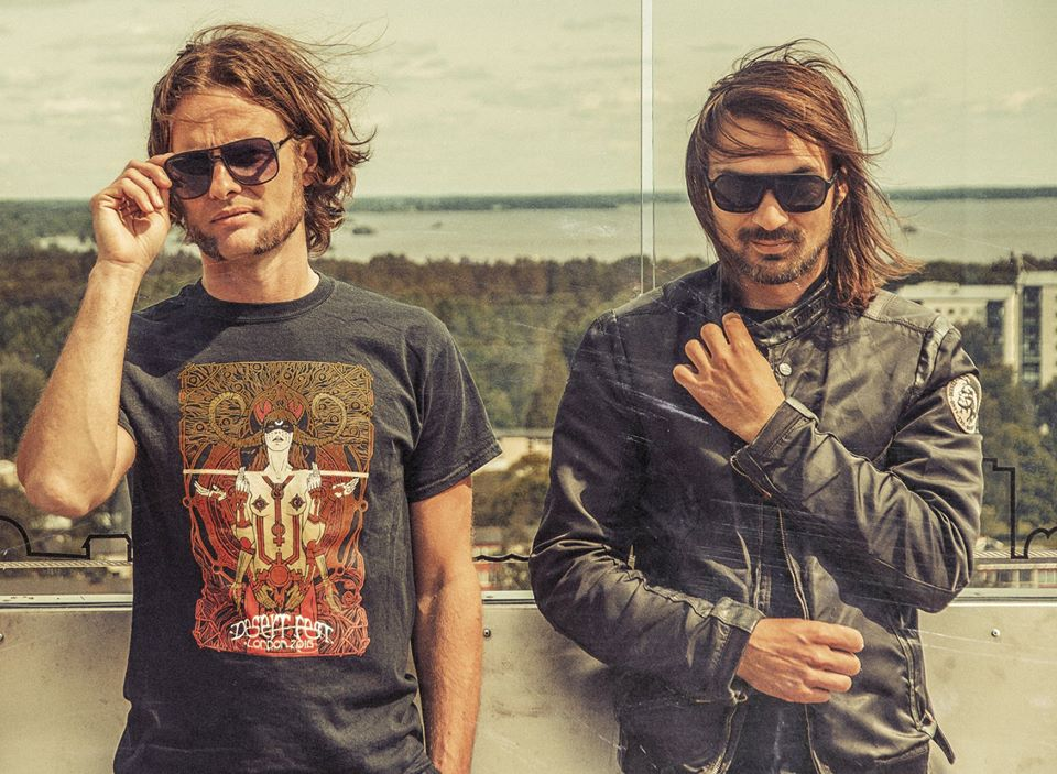 Live Shows: Truckfighters - Jan 03 - Crowbar