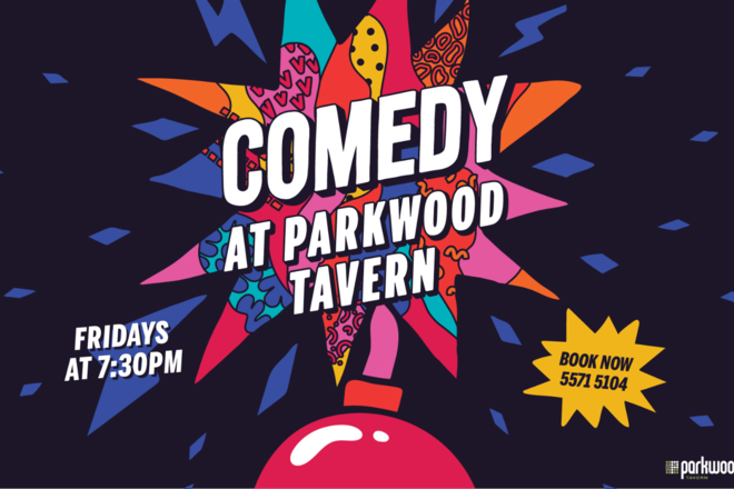 Live Shows:  Based Comedy - Jan 03 - Parkwood Tavern