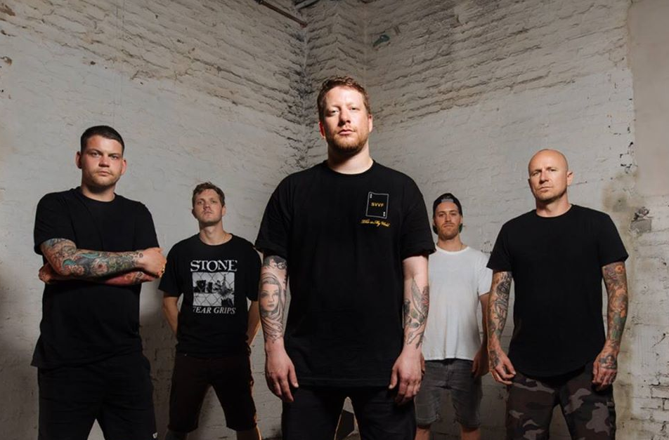 Live Shows: Comeback Kid - Jan 04 - Crowbar