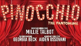 Live Shows: PINOCCHIO-The Pantomime -Jan 08 -The Spotlight Theatrical Company