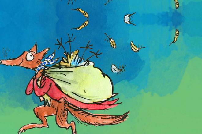 Live Shows:  Fantastic Mr Fox - Jan 10 - QPAC