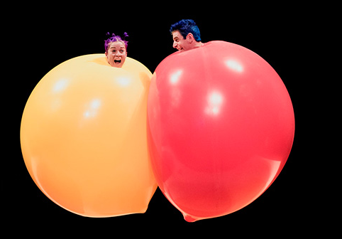 Live Shows: Acrobuffos - Jan 10 - HOTA
