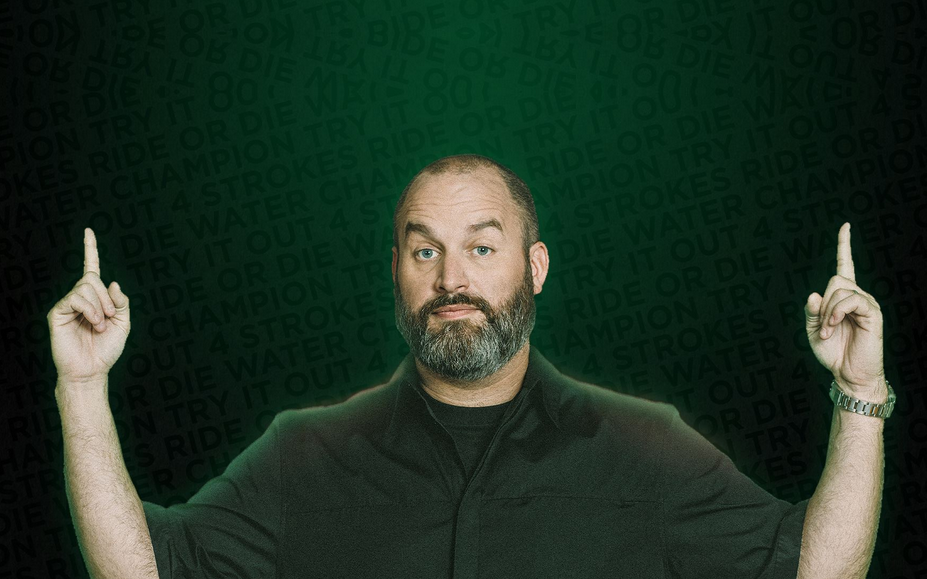 Live Shows: Tom Segura - Jan 18 -  QPAC