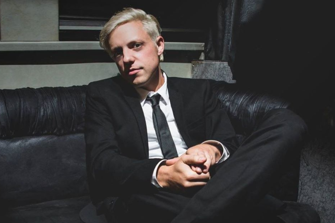 Live Shows: Robert DeLong - Jan 19 - The Foundry