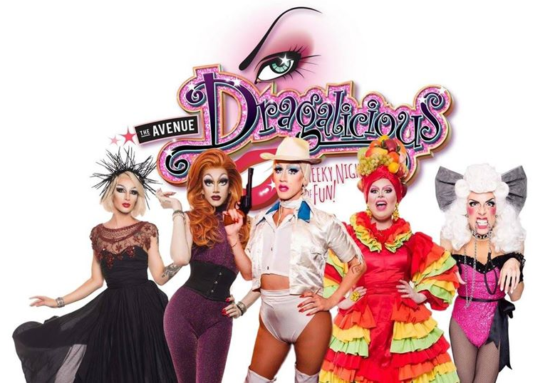 Live Shows: Dragalicious  - Jan 23 - The Avenue