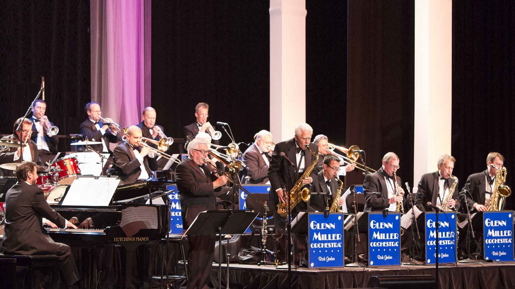 Live Shows: Glenn Miller Orchestra - Oct 16 - QPAC