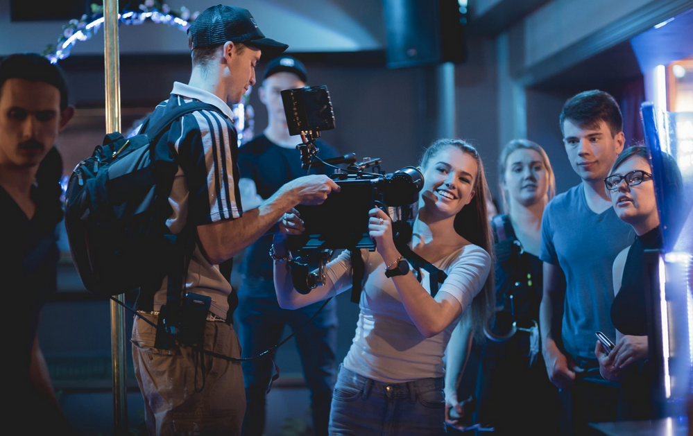 Live Shows: MAKING FILM: QEST Conference Career Fair - Oct 09 - BIFF 2019