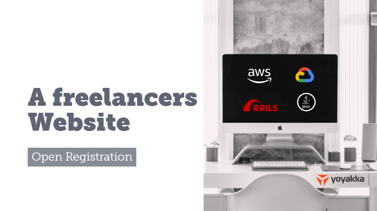 Announcement: Open Freelancer Registration