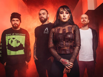 Live Shows: Jinjer - Mar 07 - The Zoo