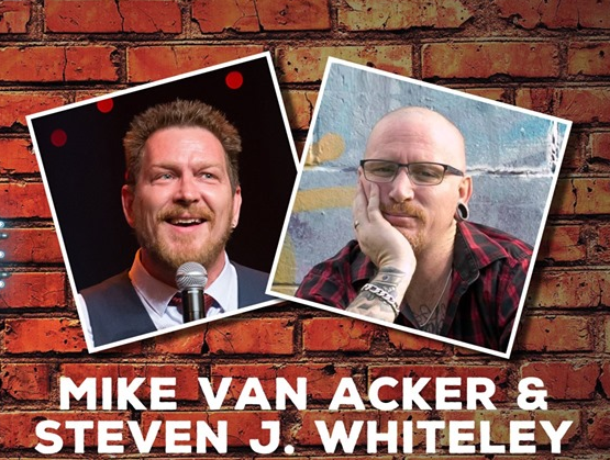 Live Shows: Mike Van Acker & Steven J. Whiteley-Oct 19-Alexandra Hills Hotel