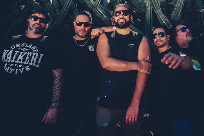 Live Shows: Katchafire - Oct 19 - Coolangatta Hotel
