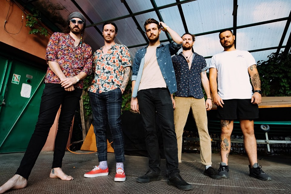 Live Shows: Hands Like Houses - Oct 25 - Coolangatta Hotel