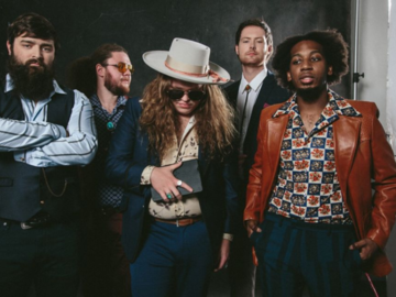 Live Shows: The Marcus King Band - Apr 11 - Byron Bay Bluesfest 2020
