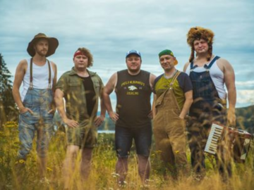 Live Shows: Steve 'N' Seagulls - Apr 11 - Bluesfest 2020